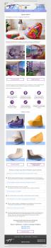 Дизайн/верстка email письма Enjoy