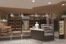 Milina -магазин пекарня
