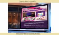 "Дизайн Landing page для салона красоты ""Sandra"""
