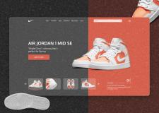 Nike air jordan shop concept | retro 1 mid