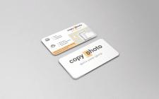 """дизайн (логотип\визитка\иконки) фото-копи-центра """""""