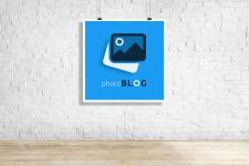 Логотип для photoBlog