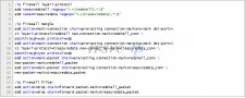 Mikrotik блокировка сайта с layer7-protocol