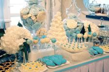 Candy bar: особенности современного сладкого стола