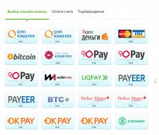 Интеграция платежных систем на ваш сайт