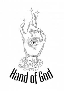 Hand pf God