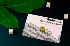 Дизайн диплома победителя конкурса