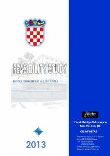 FEASIBILITY STUDY 2013 TROGIR-I-II & LIBURNIJA