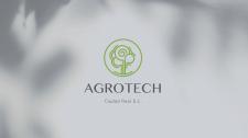 """Логотип для фирмы """"Agrotech"""""""