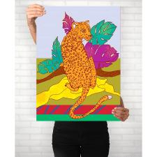 Постер - Леопард