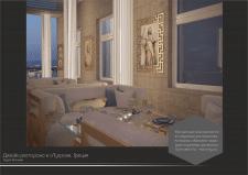 Дизайн ресторана в Греции г. Лутраки