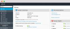 Установка и настройка на сервере Plesk
