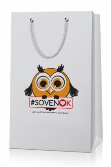 Логотип Совенок