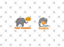 Редизайн логотипа для интернет-магазина сумок