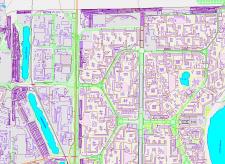 GPS карта Украины