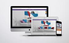Разработка сайта для современного художника