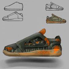 Концепт обуви