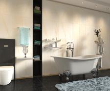 Bathroom Interior Composition (Corona + PostCor)