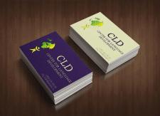 Вариант визитной карточки
