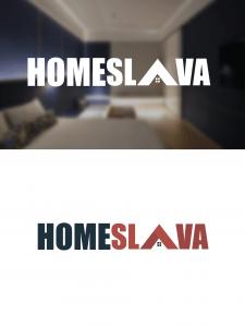 "Логотип ""HOMESLAVA"""