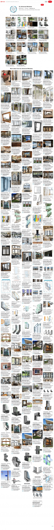 German windows, doors, passive house Technology