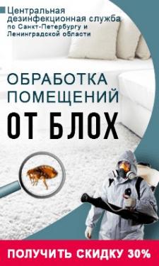 ДЕЗИНФЕКЦИОННАЯ СЛУЖБА (САНКТ-ПЕТЕРБУРГ)