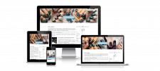 Верстка и натяжка на WordPress