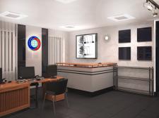"""Офис компании """"Прилади безпеки"""". 2012 г."""