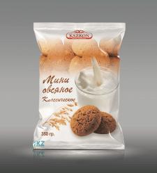 Дизайн упаковки для печенья.