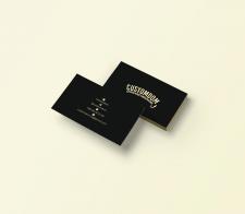 Логотип и визитка для интернет-магазина одежды