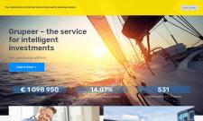 Продвижение сайта - Инвестиционной компании