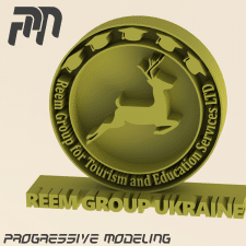Статуэтка Reem Group Ukraine