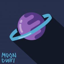 Планета - логотип, иконка, вектор
