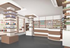Холл аптеки