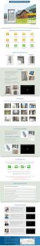 Москитные сетки на DIVI (WordPress)