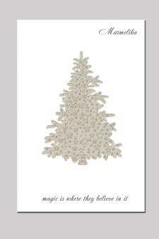 Новогодняя открытка Бизнесс класса