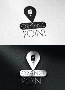 """Логотип """"OrangePoint"""""""