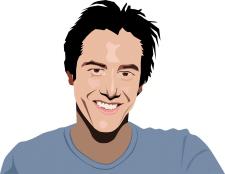 vector portret
