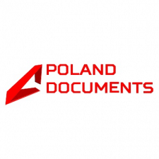 Логотип для конторы Poland documents