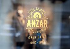 Разработка логотипа для ресторана турецкой кухни