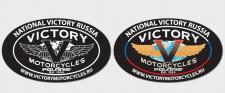 """Обрисовка в векторе логотипа """"VICTORY"""""""