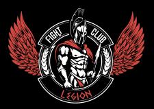 Логотип для бойцовского клуба