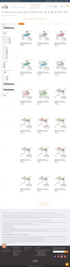 Описание категории. Мебель