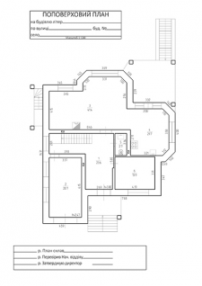 Обмеры жилого дома и составление техпаспорта