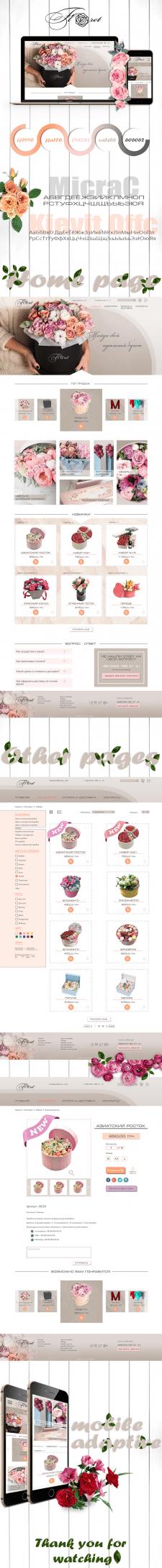 Floret интернет магазин