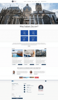 Bolle Immobilien - Портал недвижимости в Германии
