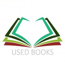 Used Books vector logo