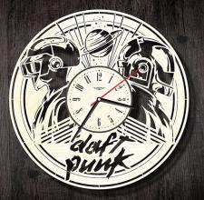 Векторний макет годинника під лазерну різку
