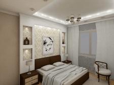 проект спальная 3