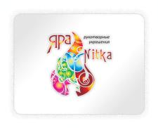 """Логотип """"ЯРА Nitka"""""""